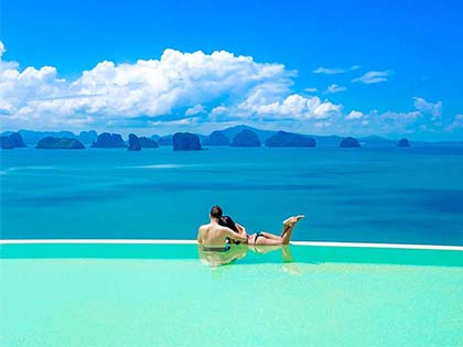 10 Most Amazing Infinity Pools In The World