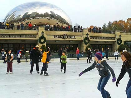 10 Most Impressive Ice Skating Rinks In The U.S.
