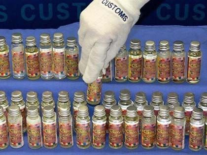 10 Ridiculous Smuggling Attempts That Went HORRIBLY Wrong. #6 Is Really Gay Lube Oil?