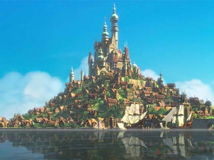 17 Worlds In Disney Were Inspired By These Locations In Real Life