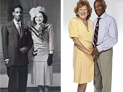 20 Before & After Couple Photos That Will Melt Your Heart