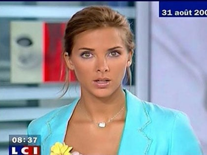 20 Of The World's Most Beautiful Female News Anchors