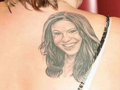 40 of the Most Amazing and Bizarre Tattoos of Celebrities