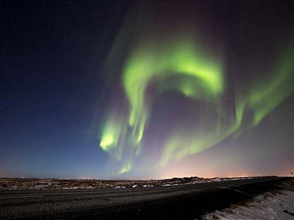 Top 6 Places To See The Northern Lights This Year