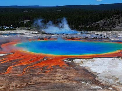 Top 8 Colorful Scenes Worth Traveling For In The World