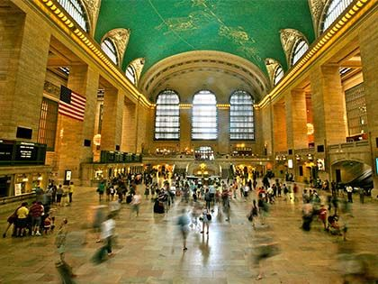 World's 12 Most Beautiful Train Stations