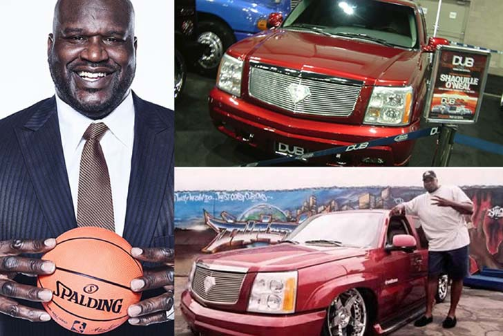 25 Celebs Who Drive The World's Most Luxurious Vehicles_50