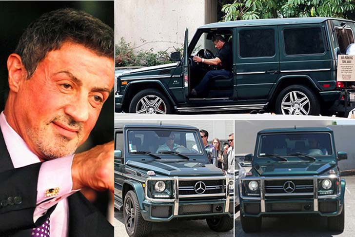 25 Celebs Who Drive The World's Most Luxurious Vehicles_61