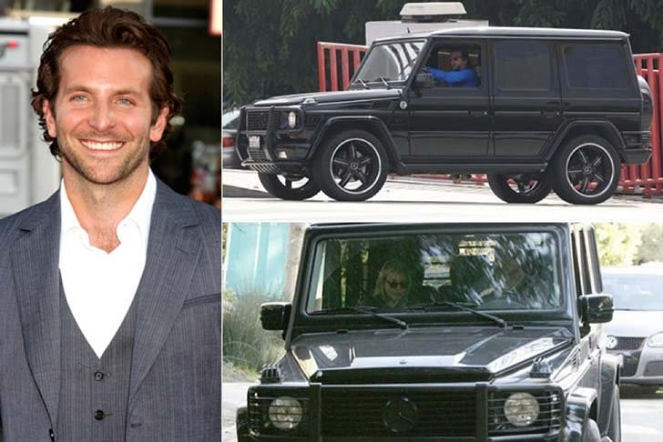 25 Celebs Who Drive The World's Most Luxurious Vehicles_62