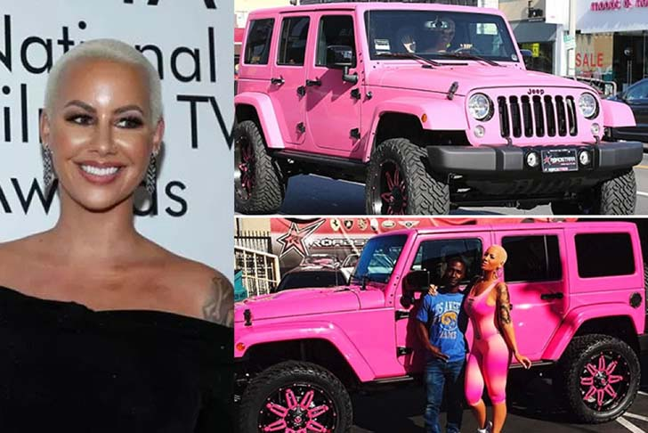25 Celebs Who Drive The World's Most Luxurious Vehicles_68