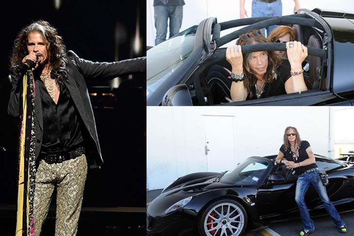 25 Celebs Who Drive The World's Most Luxurious Vehicles_72