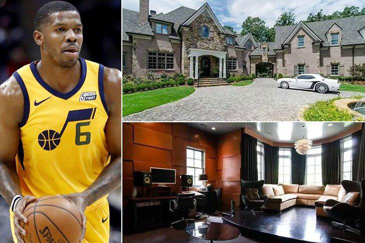 15 Top NBA Players And Their Luxurious Houses_19