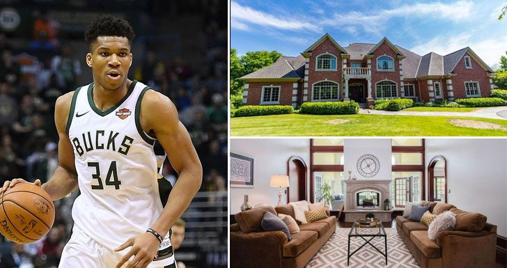 15 Top NBA Players And Their Luxurious Houses_23