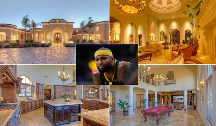 15 Top NBA Players And Their Luxurious Houses_24