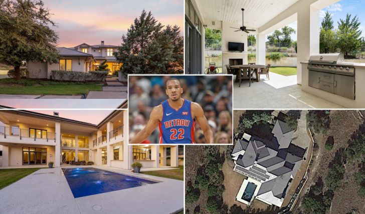 15 Top NBA Players And Their Luxurious Houses_26