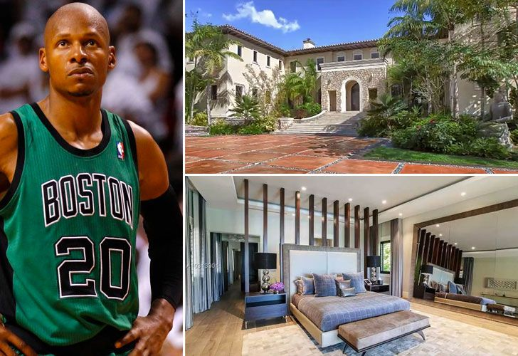 15 Top NBA Players And Their Luxurious Houses_35