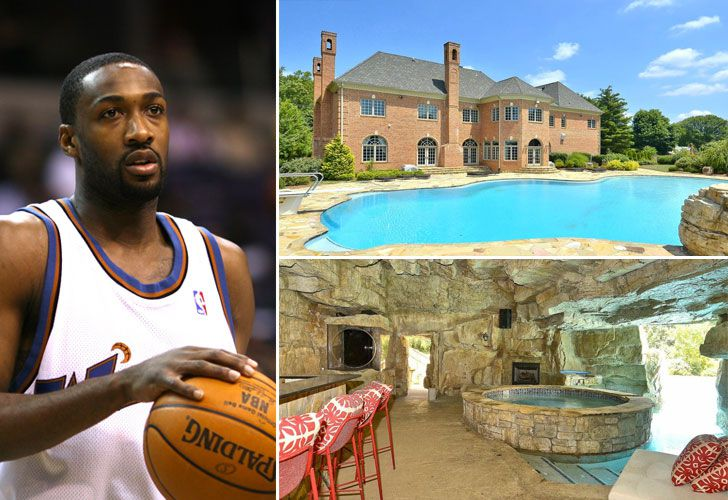 15 Top NBA Players And Their Luxurious Houses_37
