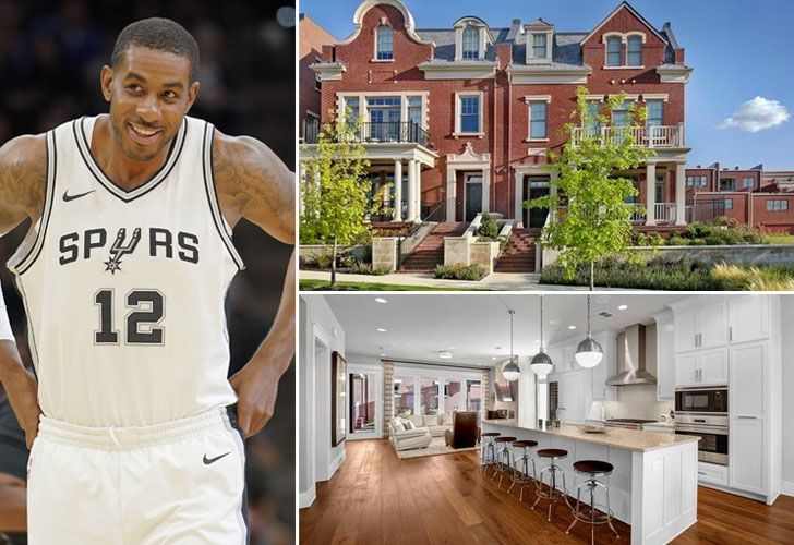 15 Top NBA Players And Their Luxurious Houses_38