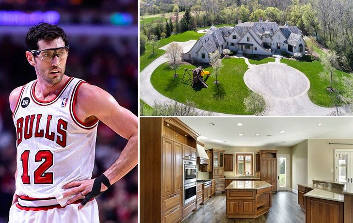 15 Top NBA Players And Their Luxurious Houses_43
