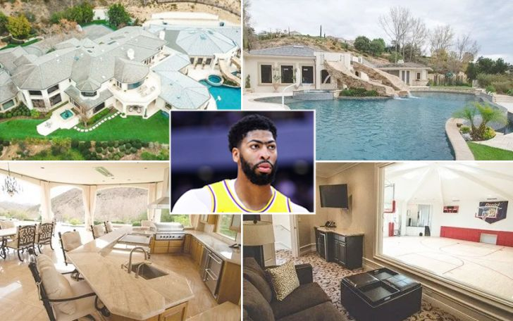 15 Top NBA Players And Their Luxurious Houses_45