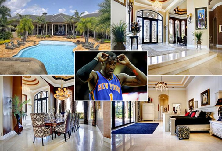 15 Top NBA Players And Their Luxurious Houses_46
