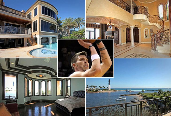 15 Top NBA Players And Their Luxurious Houses_47