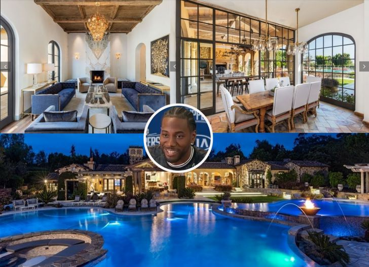 15 Top NBA Players And Their Luxurious Houses_50