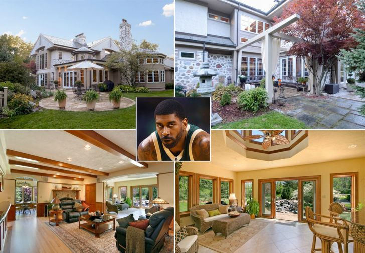15 Top NBA Players And Their Luxurious Houses_51