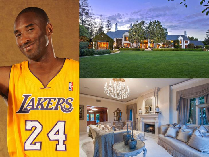 56 Top NBA Players And Their Luxurious Houses_57