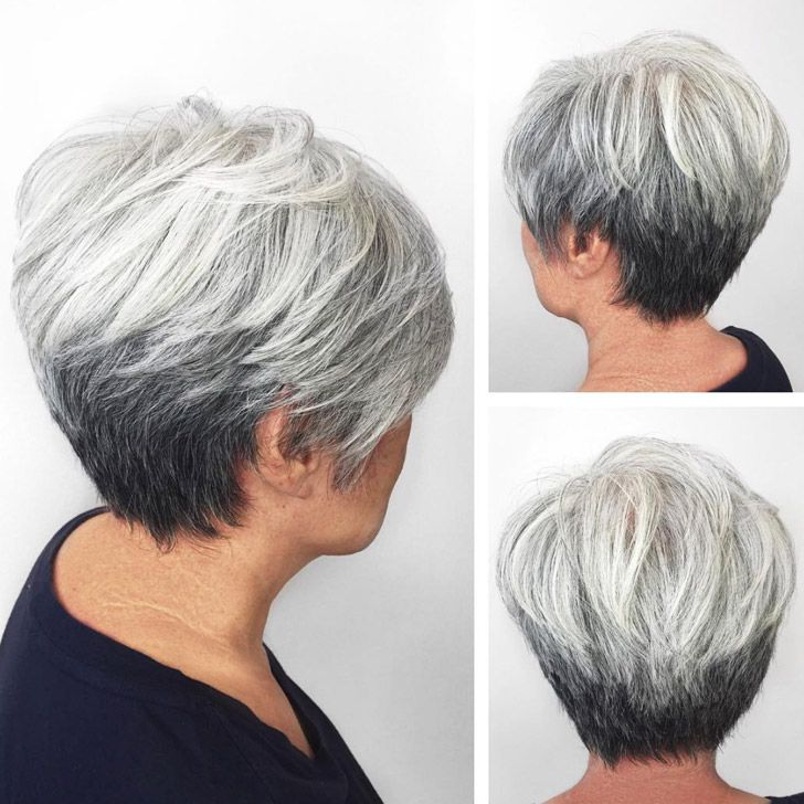 20 Best Short Hairstyles For Women Over 60_29