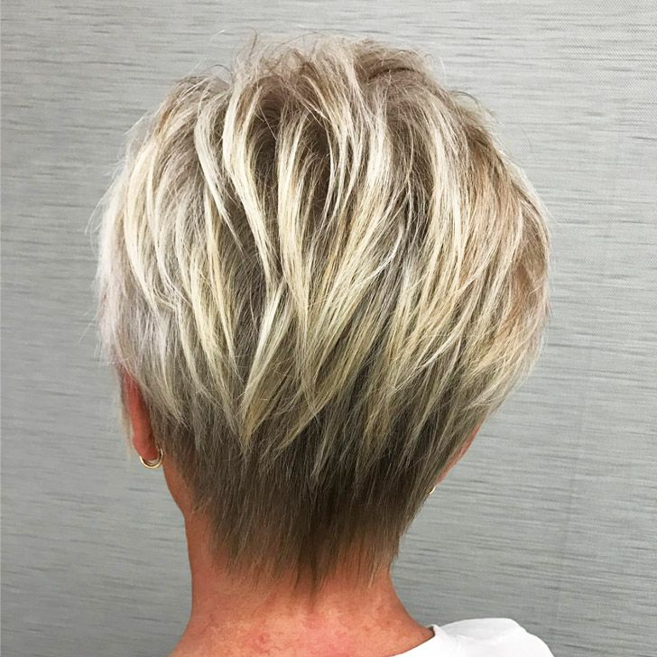 20 Best Short Hairstyles For Women Over 60_33