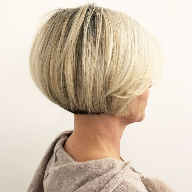 20 Best Short Hairstyles For Women Over 60_35