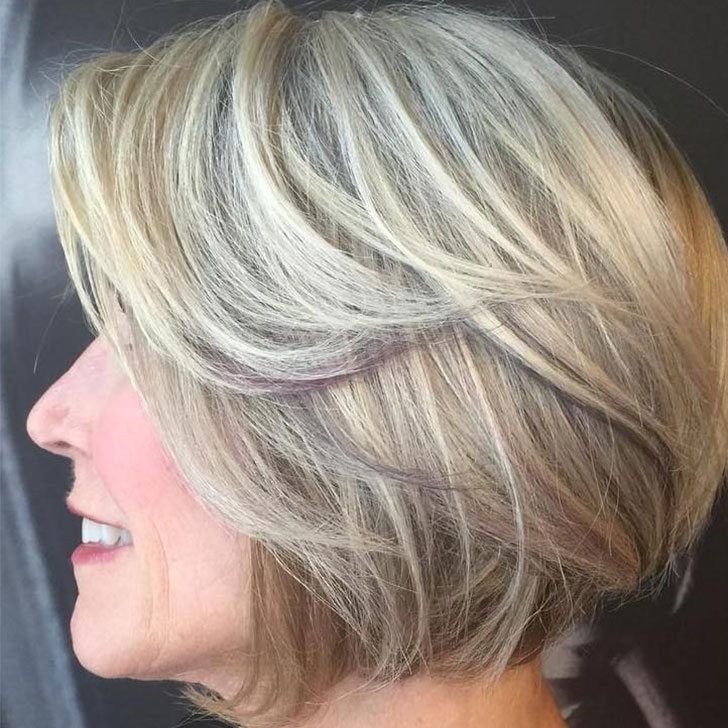 20 Best Short Hairstyles For Women Over 60_39