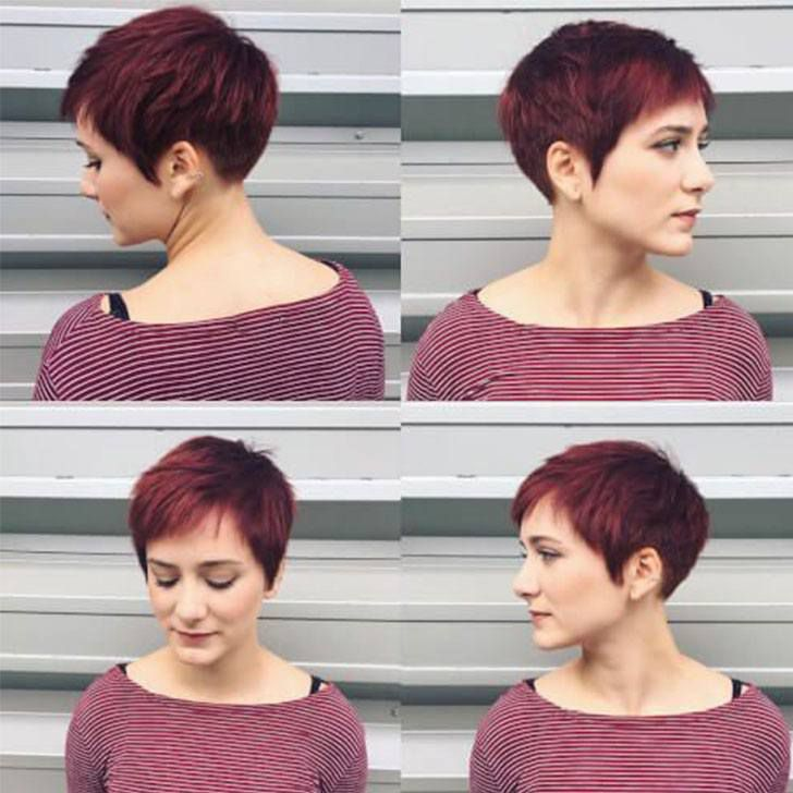 20 Best Short Hairstyles For Women Over 60_43