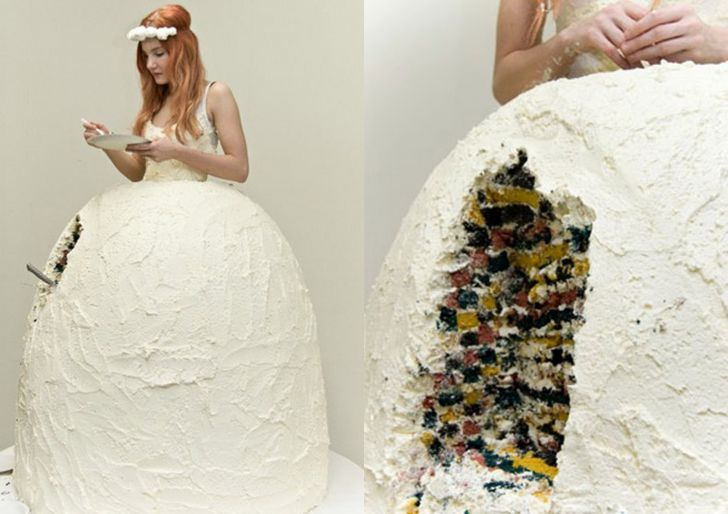 20 Most Creative Wedding Dresses You've Ever Seen_9