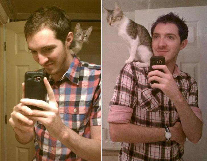 26-before-and-after-photos-of-baby-animals-growing-up_15