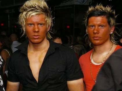 10 Spray Tans That Prove People Are Idiots