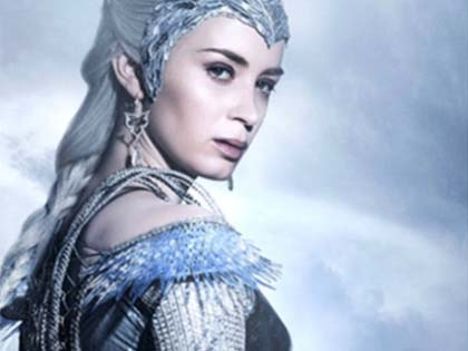 "10 Trailer Scenes Make You Can Not Ignore These Powerful Women From ""The Huntsman: Winter's War"""