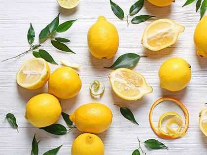 12 Surprising Benefits Lemons Can Do for You