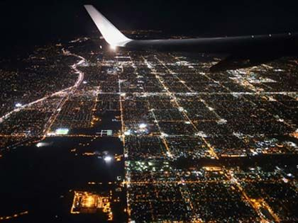 21 Fantastic Pics Taken From An Airplane Window