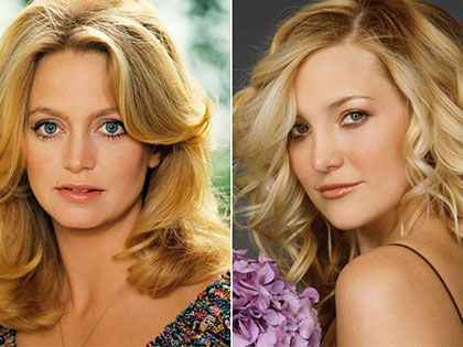 30+ Celebrities And Their Parents At A Similar Age That Will Make You Look Twice