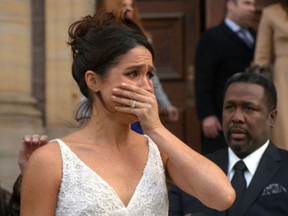 50 Best Photos From Meghan Markle And Prince Harry's Wedding