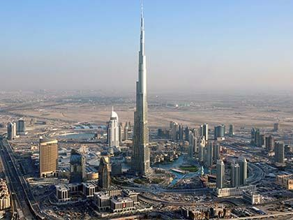 The 8 Things You Can't Miss In Dubai
