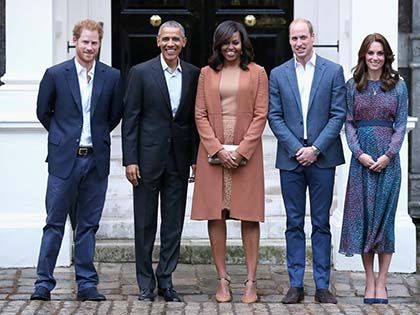 The Response from Prince Harry To The Obamas After Invictus Games Taunt Is The Best Ever